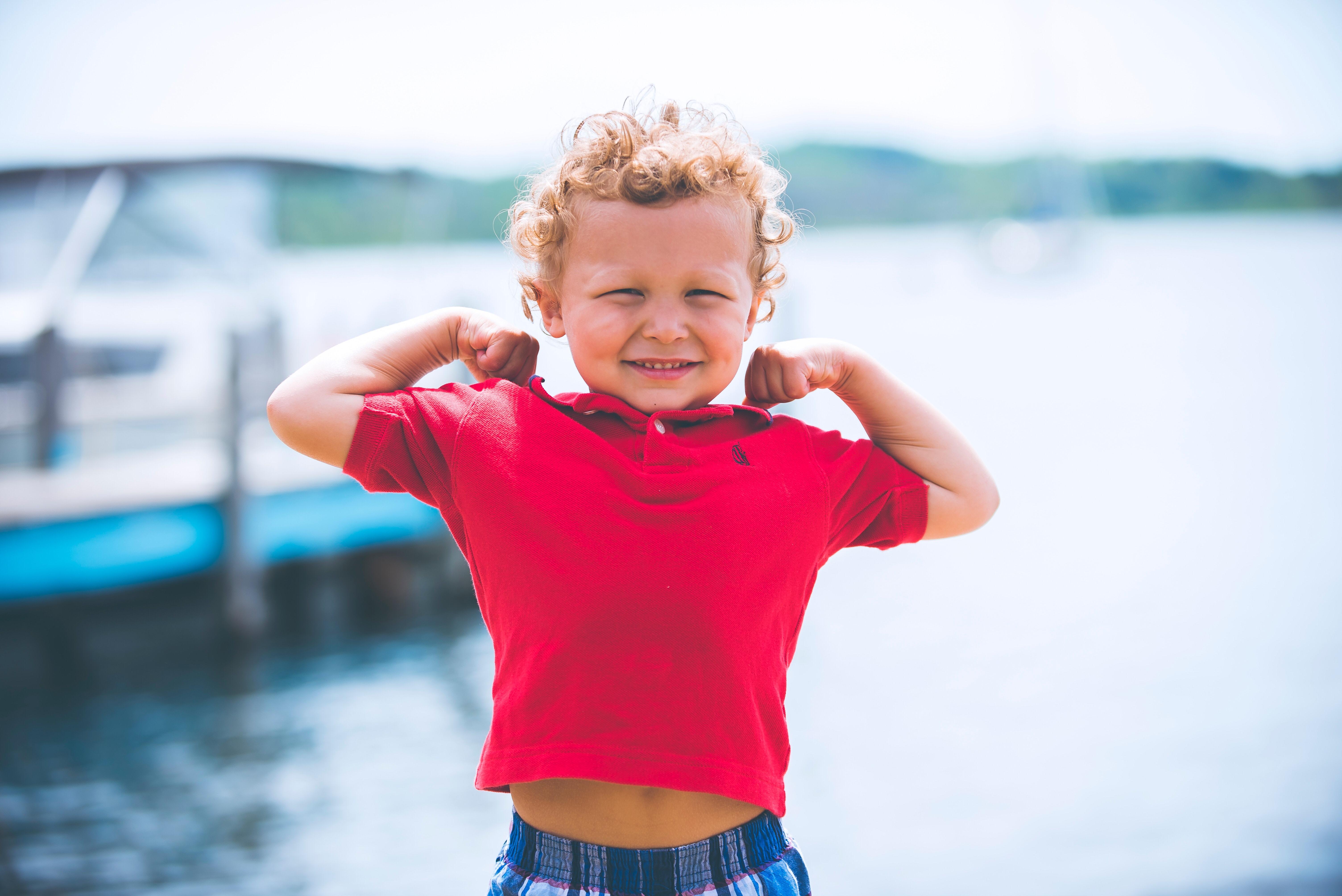 Is Krachttraining Slecht Voor Kinderen?
